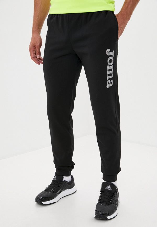 мужские спортивные брюки joma, черные