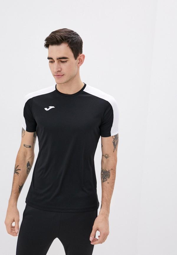 мужская спортивные футболка joma, черная