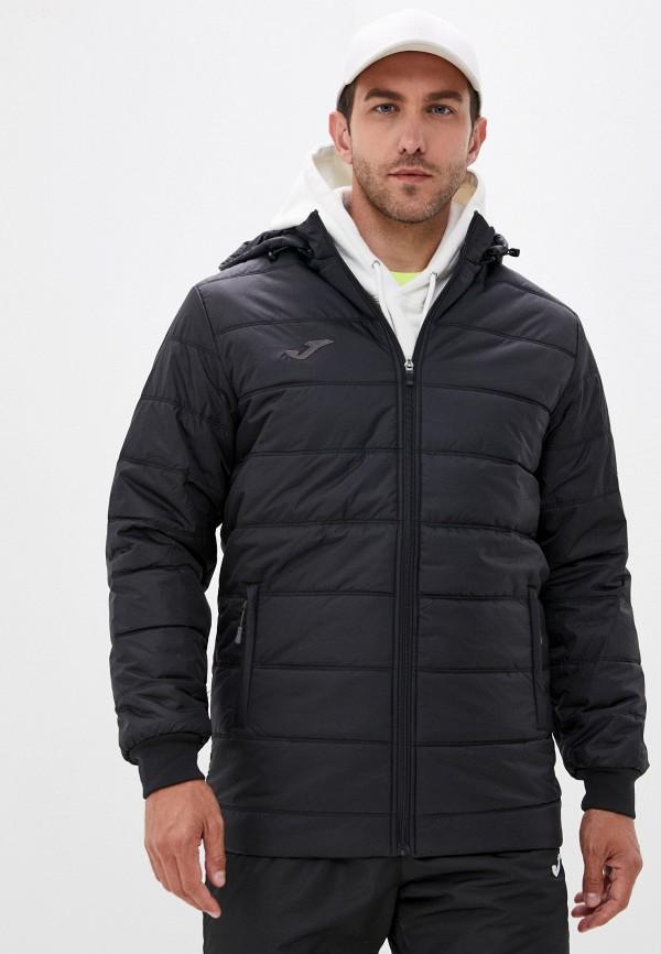 мужская куртка joma, черная