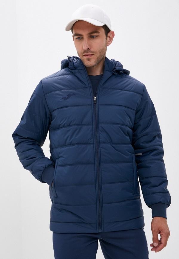 мужская куртка joma, синяя