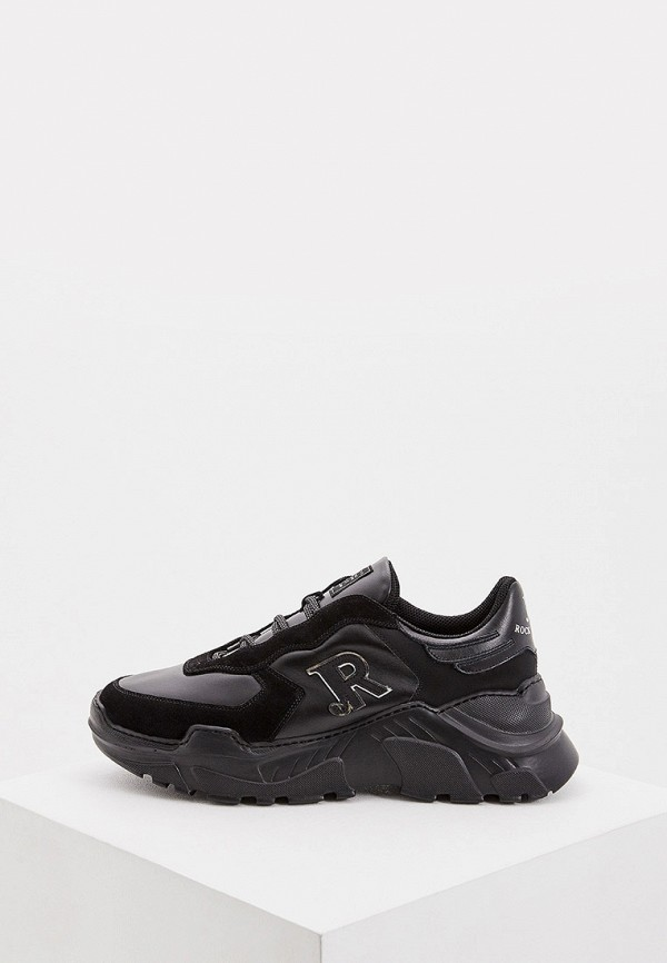 мужские кроссовки john richmond, черные