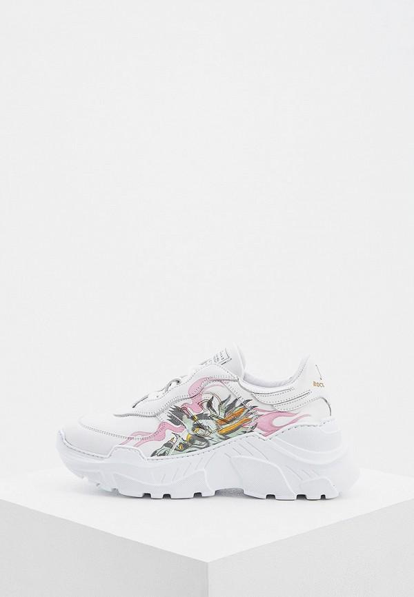 женские кроссовки john richmond, белые