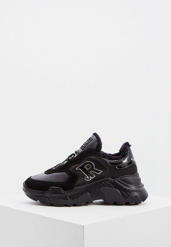 женские кроссовки john richmond, черные