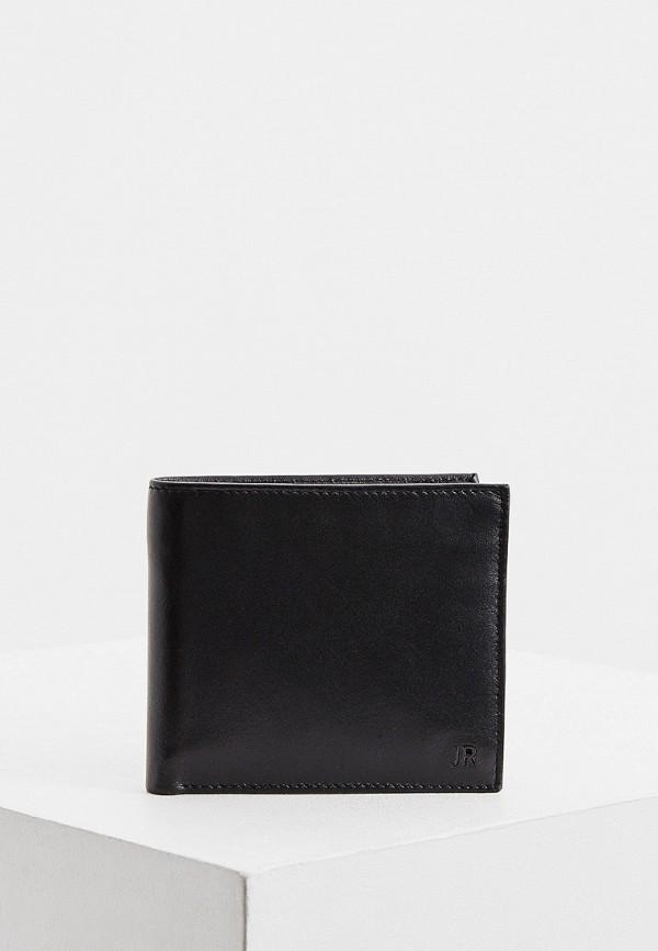 мужской кошелёк john richmond, черный