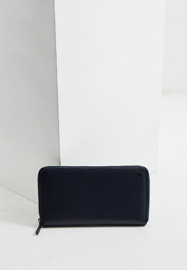 мужской кошелёк john richmond, синий