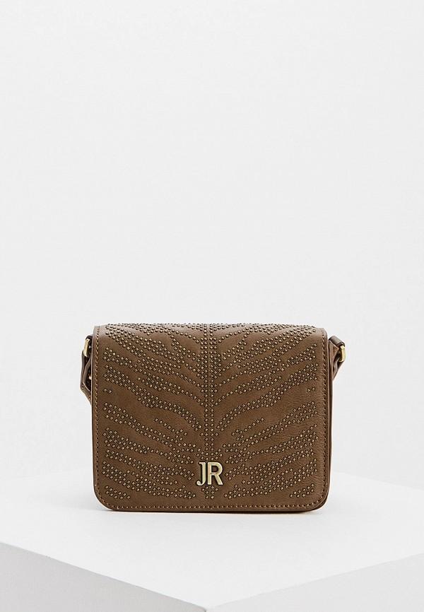 женская сумка john richmond, хаки