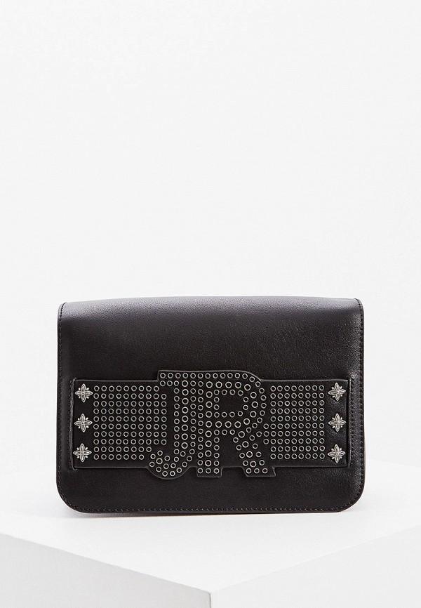 женская сумка john richmond, черная