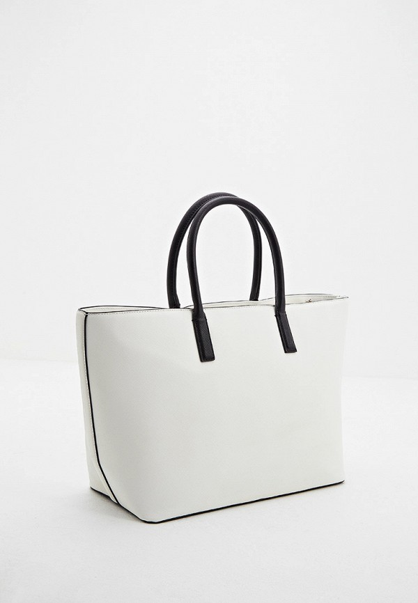 Фото 2 - Женские сумки и аксессуары John Richmond белого цвета