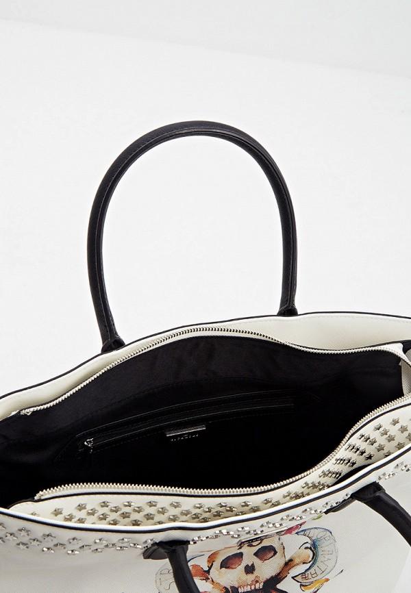 Фото 5 - Женские сумки и аксессуары John Richmond белого цвета
