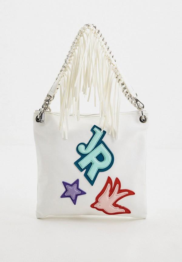 женская сумка john richmond, белая