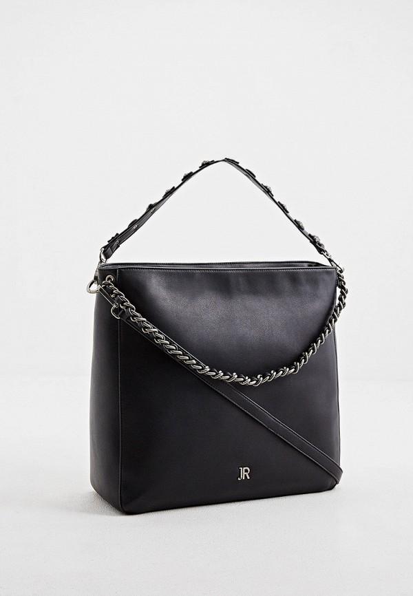 Фото 2 - Женские сумки и аксессуары John Richmond черного цвета