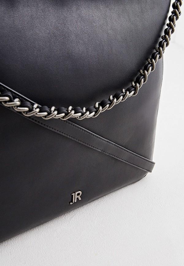 Фото 3 - Женские сумки и аксессуары John Richmond черного цвета