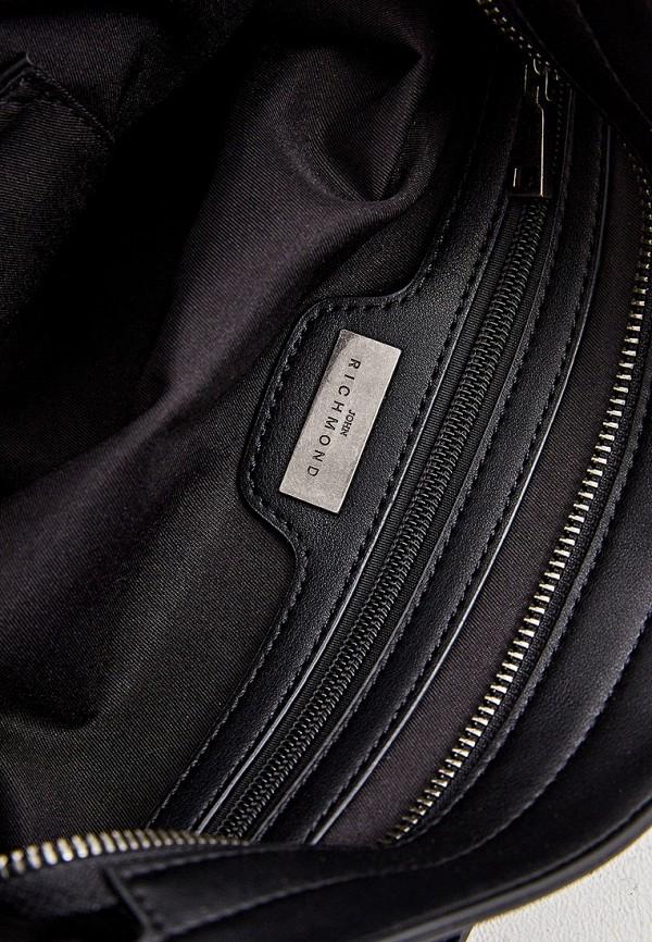 Фото 5 - Женские сумки и аксессуары John Richmond черного цвета
