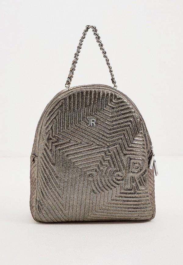 женский рюкзак john richmond, золотой