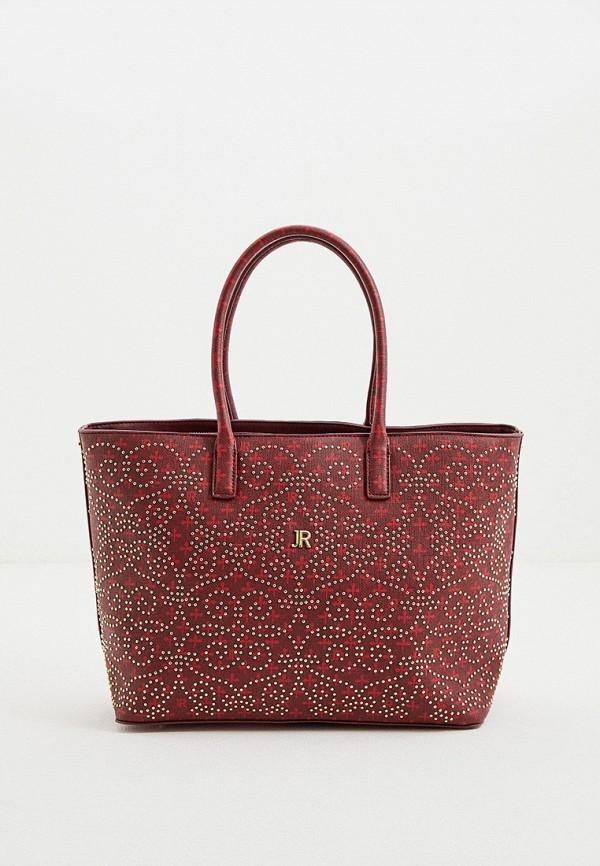 женская сумка john richmond, красная