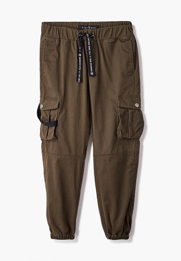 брюки john richmond для мальчика, хаки