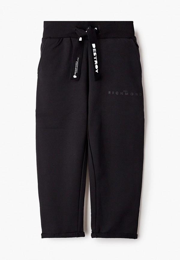 спортивные брюки john richmond для мальчика, черные