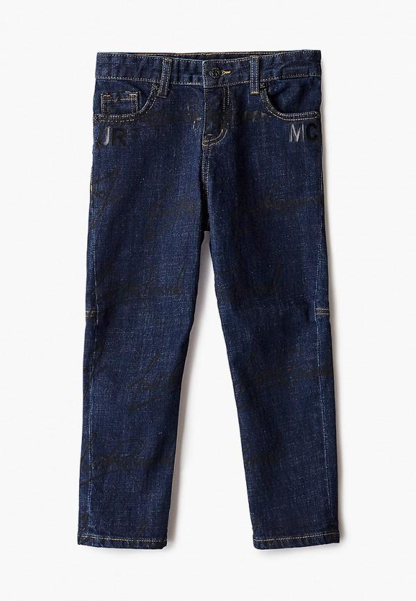 джинсы john richmond для мальчика, синие