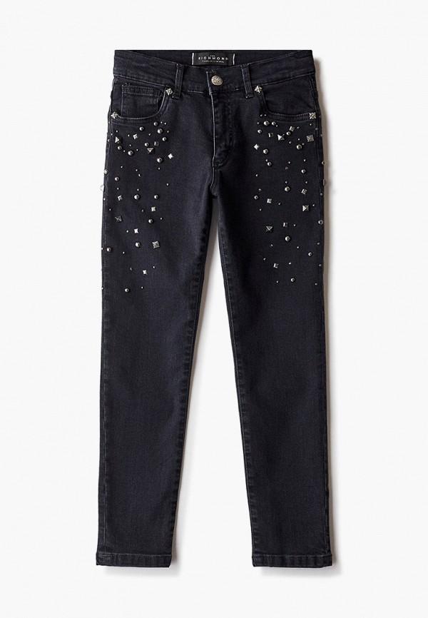джинсы john richmond для девочки, серые