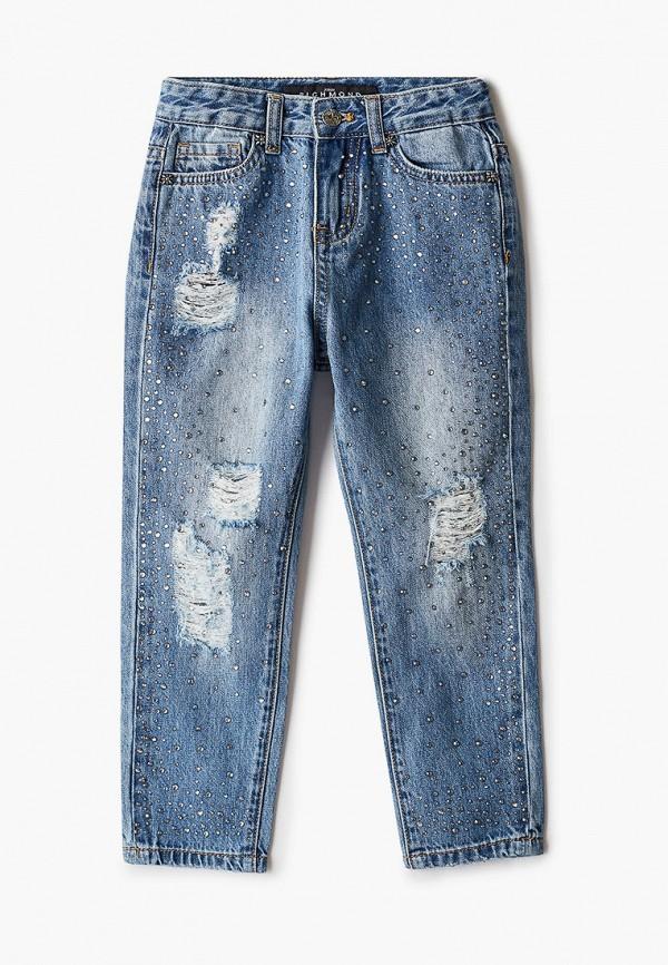 джинсы john richmond для девочки, голубые