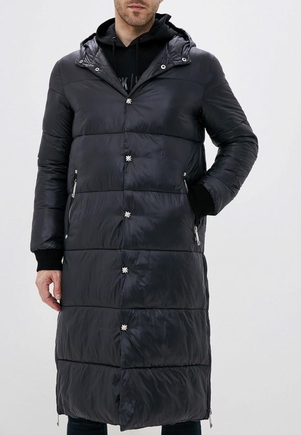 мужская куртка john richmond, черная