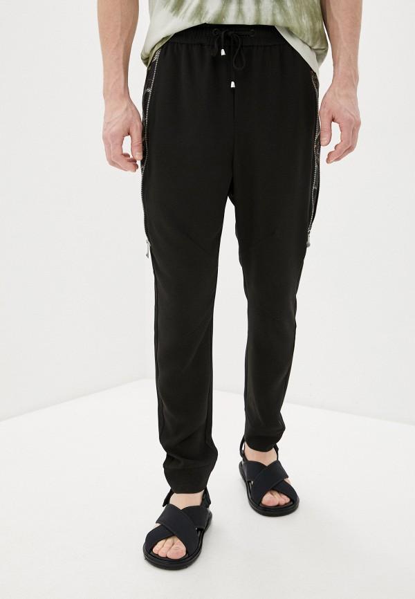 мужские повседневные брюки john richmond, черные