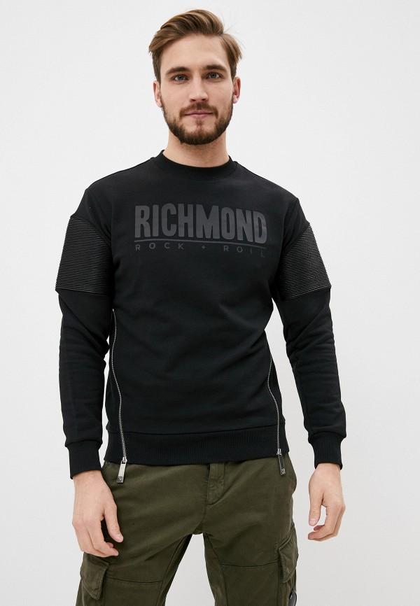 мужской свитшот john richmond, черный