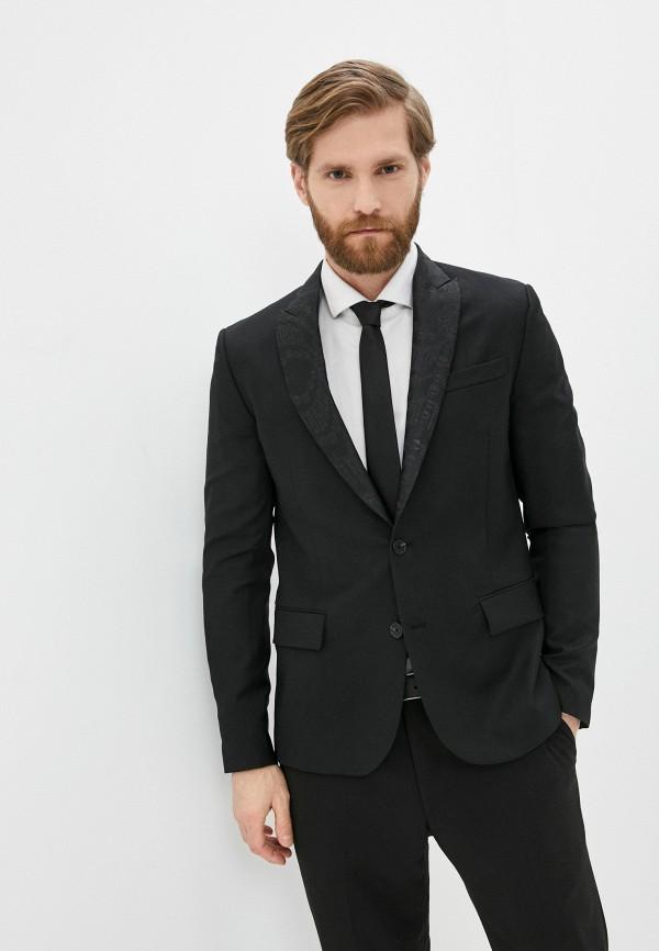 мужской пиджак john richmond, черный
