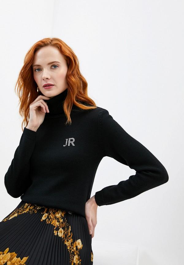 женский свитер john richmond, черный