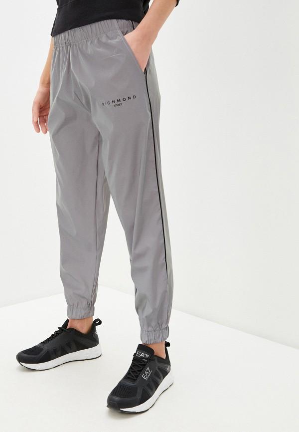 женские спортивные брюки john richmond, серебряные