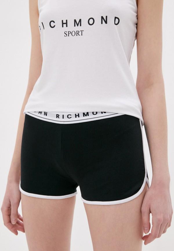 женские спортивные шорты john richmond, черные