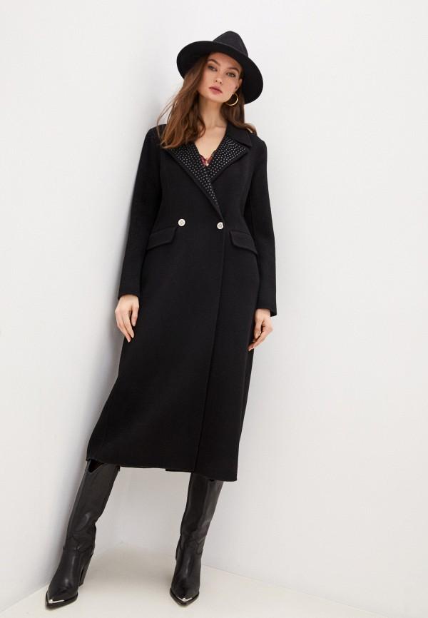 женское пальто john richmond, черное
