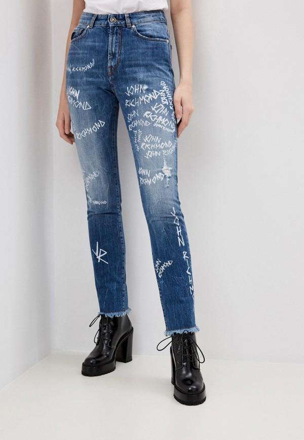 женские джинсы john richmond, синие