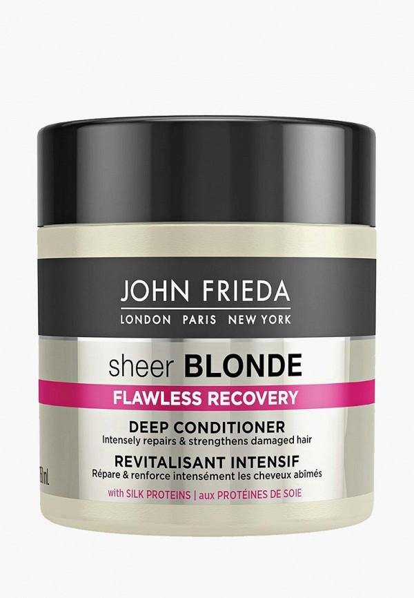 Купить Маска для волос John Frieda, Sheer Blonde HI-IMPACT для восстановления окрашенных волос, 150 мл, jo005lukkq46, прозрачный, Осень-зима 2018/2019