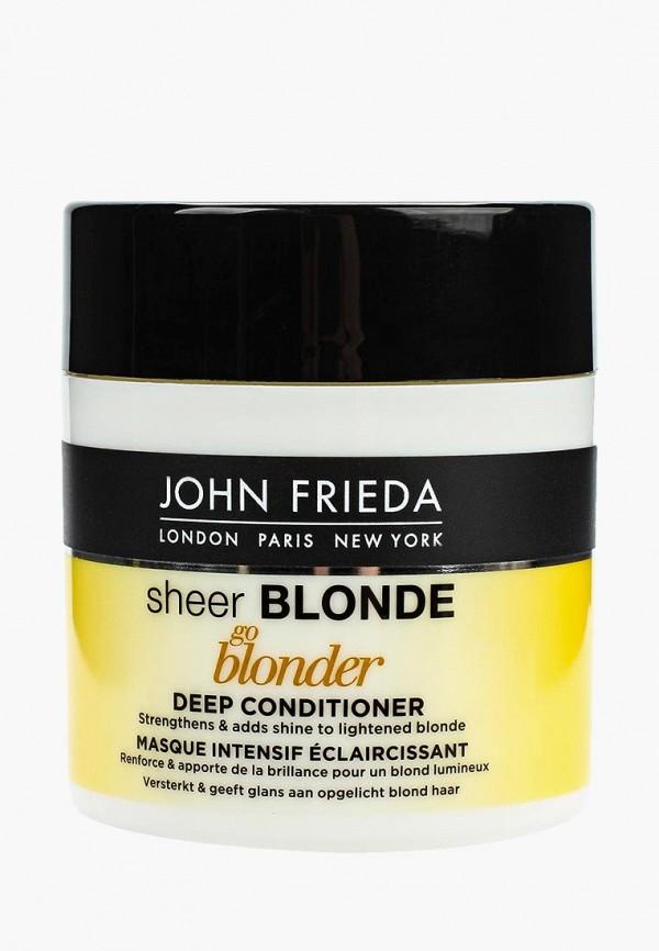 Купить Маска для волос John Frieda, Sheer Blonde Go Blonder для светлых, 150 мл, jo005lukkq52, прозрачный, Весна-лето 2019
