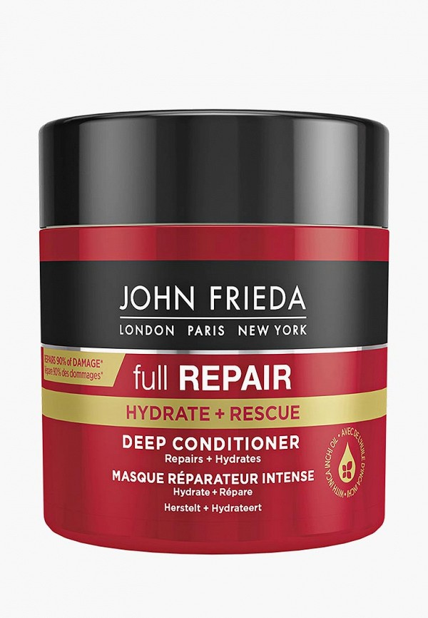 Купить Маска для волос John Frieda, Full Repair для восстановления и увлажнения, 150 мл, jo005lukkq72, прозрачный, Осень-зима 2018/2019