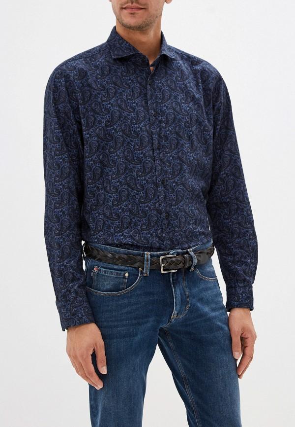 мужская рубашка joop!, синяя