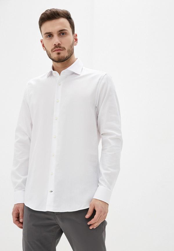 мужская рубашка с длинным рукавом joop!, белая