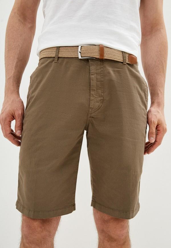 мужские повседневные шорты joop!, хаки