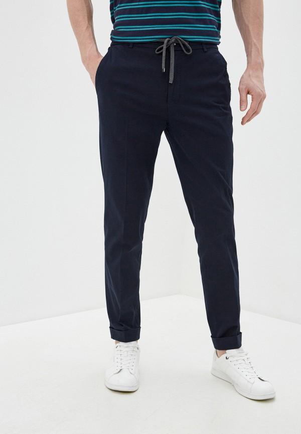мужские зауженные брюки joop!, синие