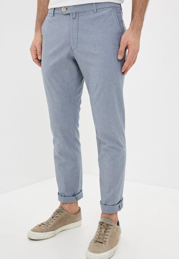 мужские повседневные брюки joop!, голубые