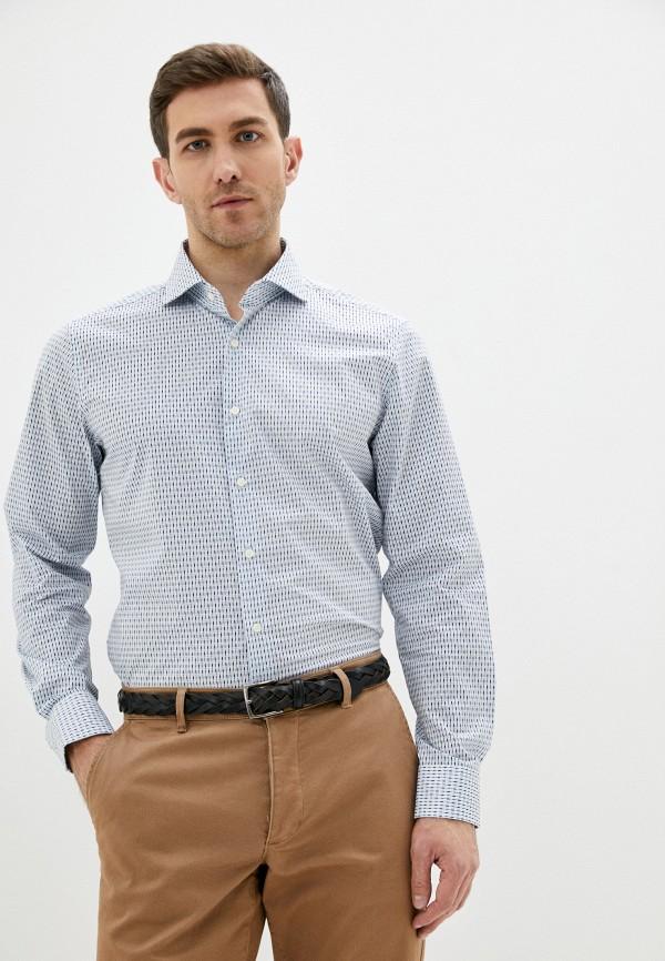 мужская рубашка с длинным рукавом joop!, голубая