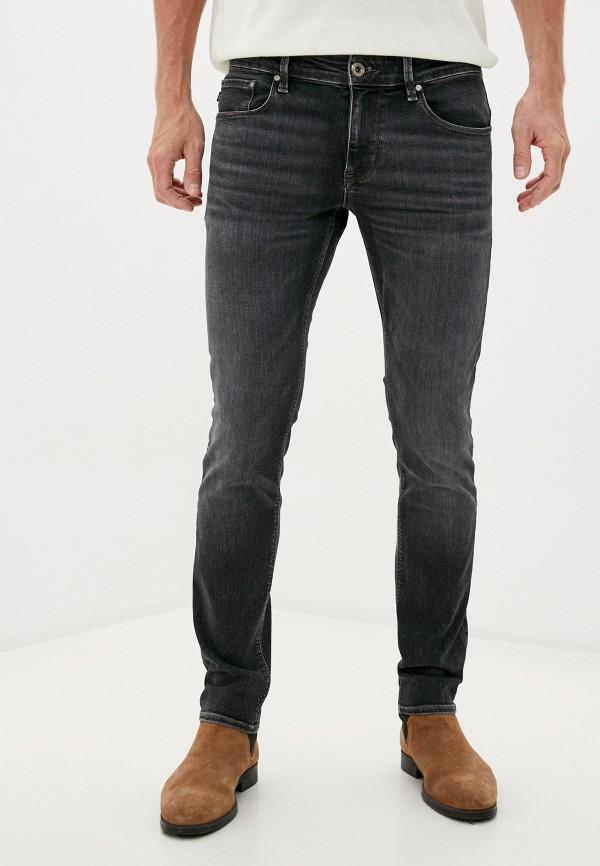 мужские зауженные джинсы joop!, серые