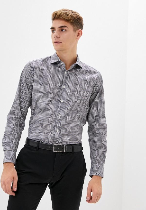 мужская рубашка с длинным рукавом joop!, разноцветная