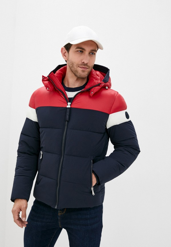 мужская куртка joop!, синяя