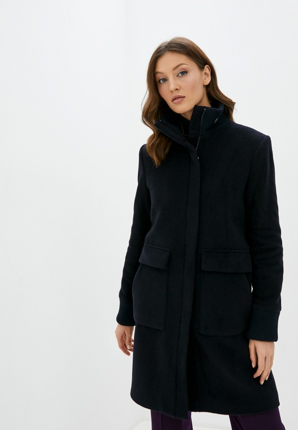 женское пальто joop!, синее