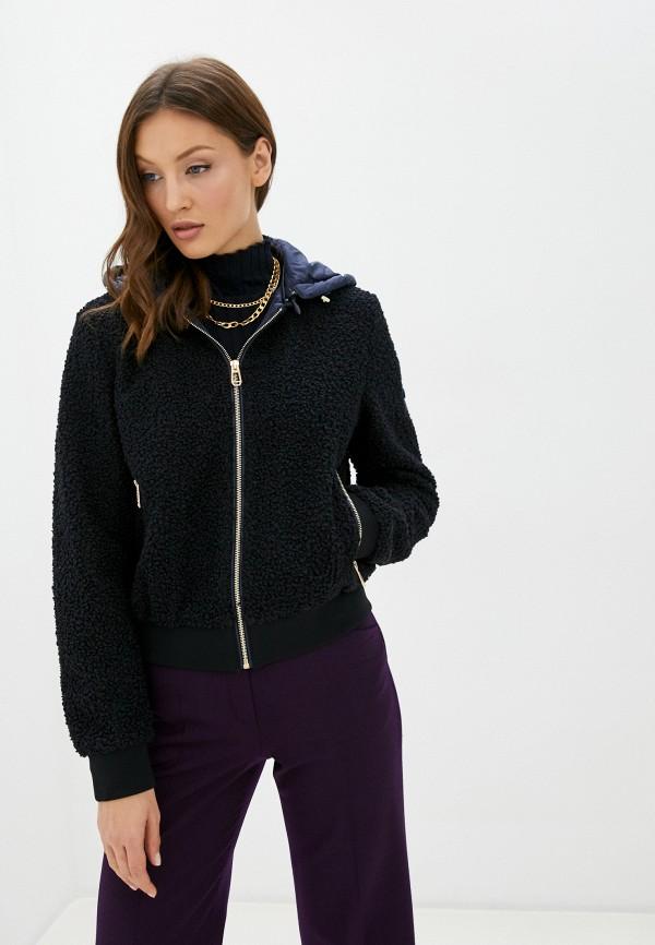 женская куртка joop!, синяя