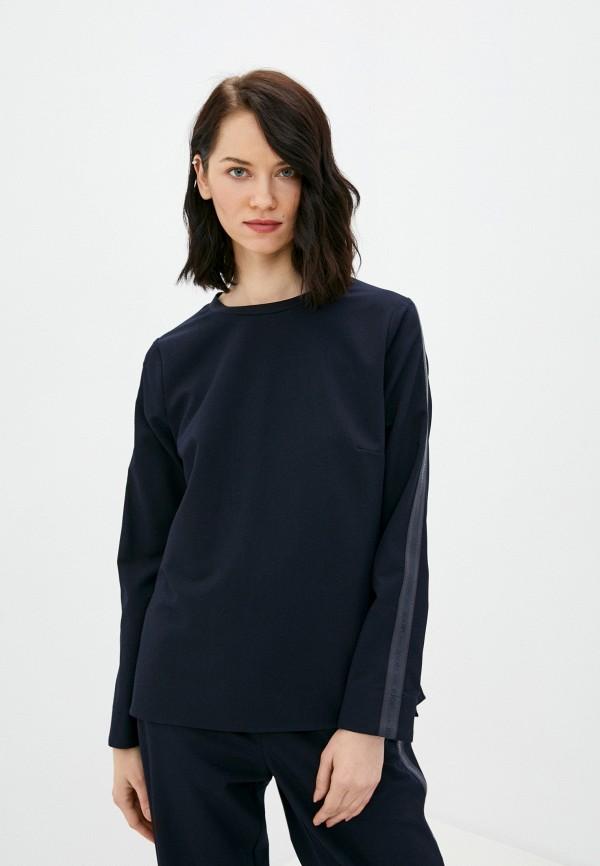 женская блузка joop!, синяя