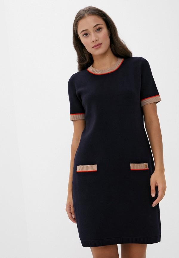 женское платье joop!, синее