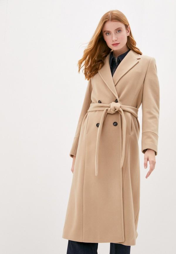 женское пальто joop!, бежевое